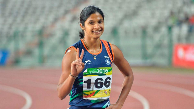 Srabani enter finals in Asian Athletics Championships