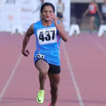 Dutee Chand's National record in 59th Open National Athletics Championship 2019