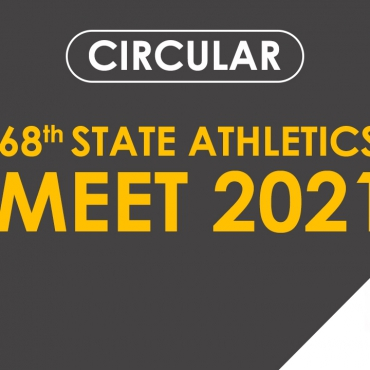 68th State Athletics Meet