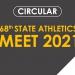 68th State Athletics Meet
